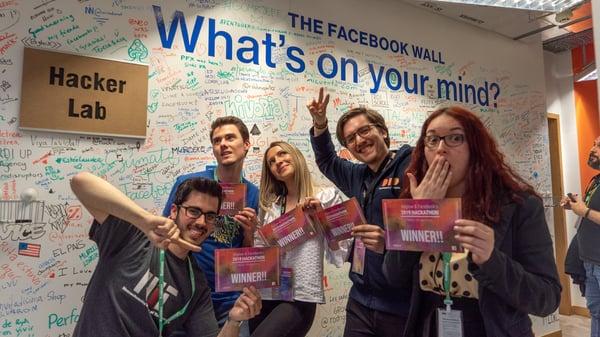 Adglow & Facebook's II Social Media Hackathon