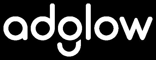 adglow logo white
