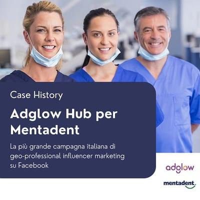 Mentadent Hub Case History