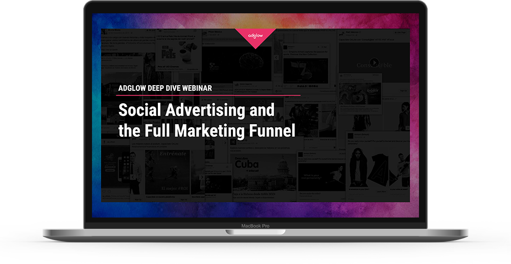 Social Advertising and the Full Funnel